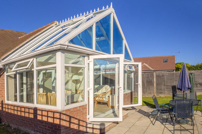 Glass Conservatory in Essex United Kingdom