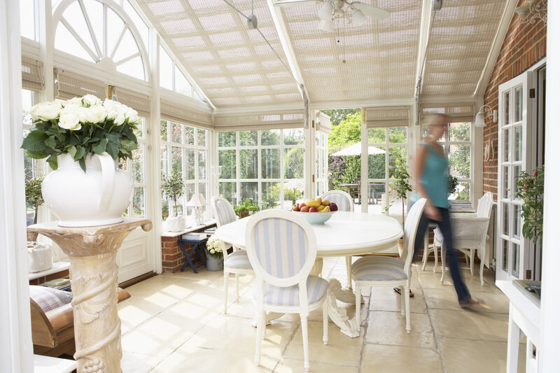 New Conservatory Roofs in Essex United Kingdom